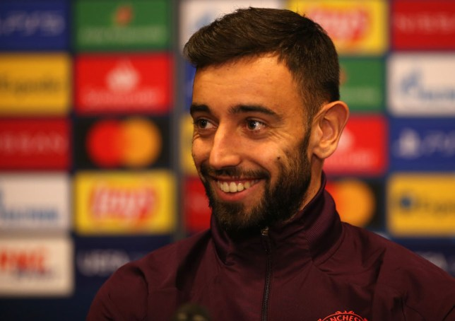 Fernandes will take the armband against PSG