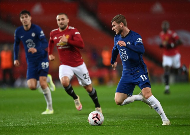 Werner has impressed in flashes for the Blues