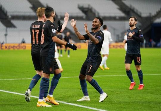 Man City est revenu à la victoire en Ligue des champions en milieu de semaine