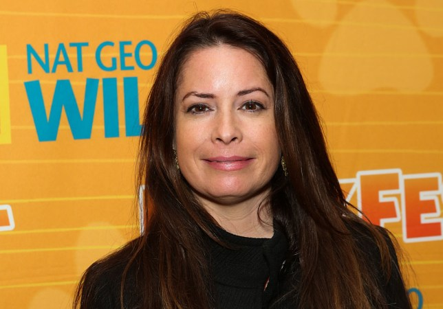 Charmed's Holly Marie Combs