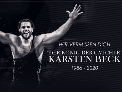 German wrestler Karsten Beck dead aged 33: Legend loses long battle with brain cancer