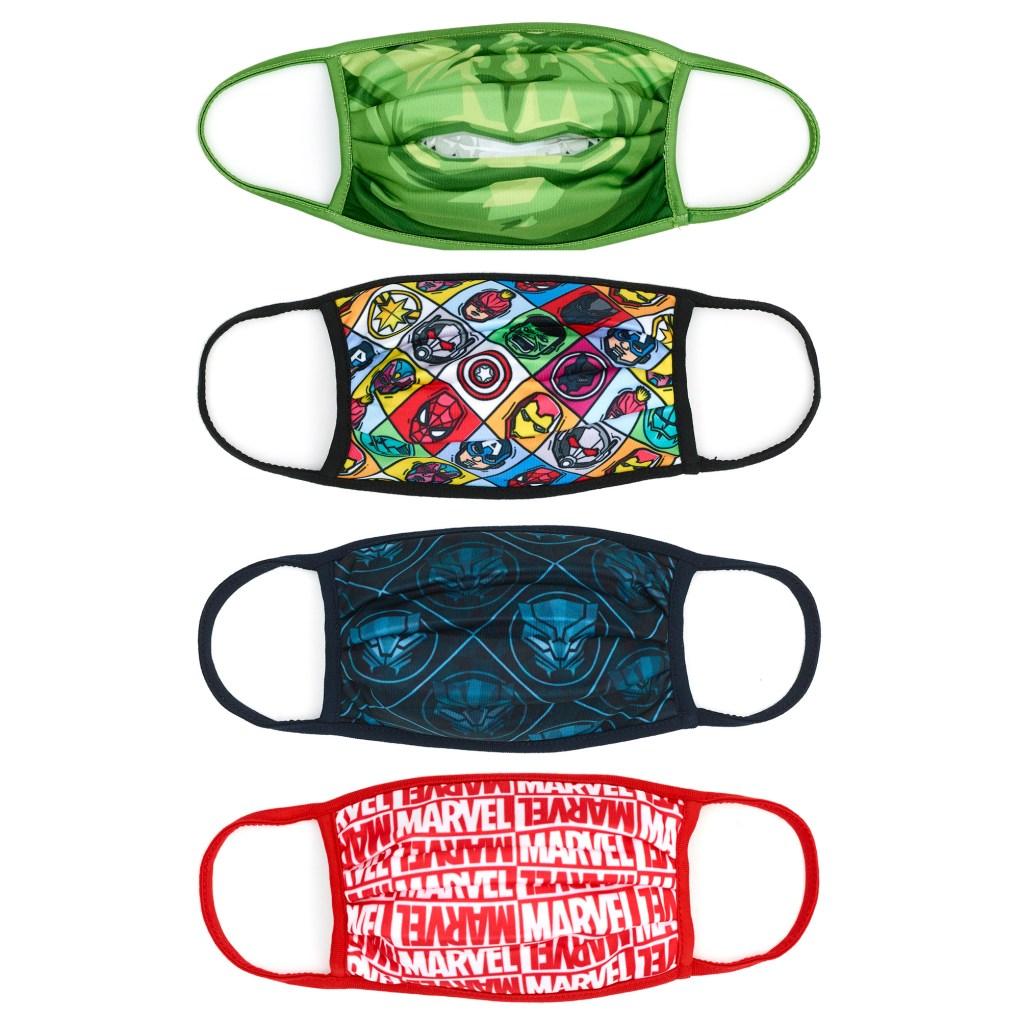 Disney Marvel Face Mask for Kids