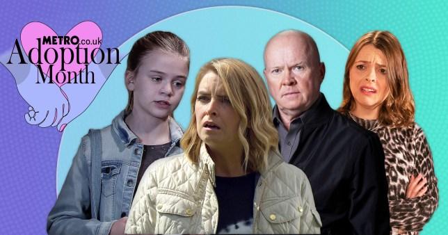 Adoption Month soaps