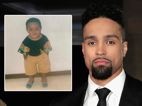 Ashley Banjo celebrates turning 32 with adorable throwback photo as he looks ahead to year of 'madness'