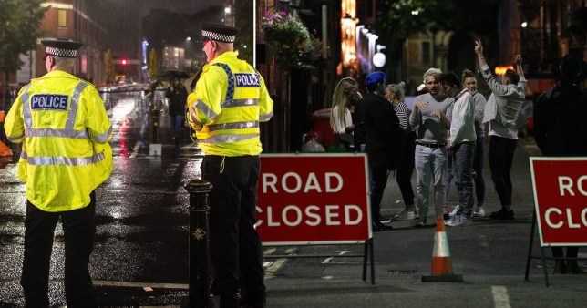 400 fines issued in Manchester over weekend for breaking lockdown rules