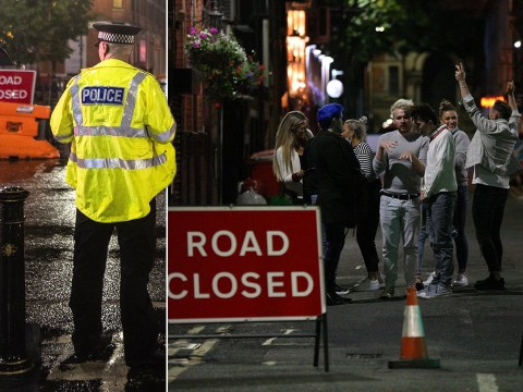 Wedding and birthday parties among 400 fines handed to people breaking lockdown in Manchester
