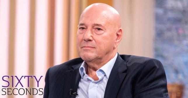 Businessman and Apprentice interviewer Claude Littner