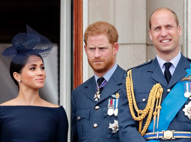 Prince William and Harry's 'rift started years before Meghan arrived'