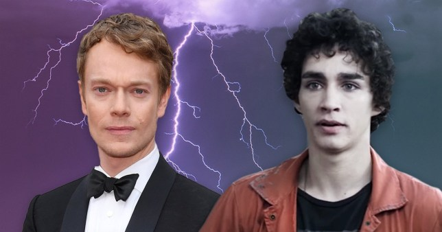 Alfie Allen and Misfits' Nathan