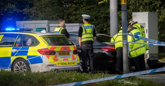 Girl, 14, dead after being hit by BMW 'that drove off' | Metro News