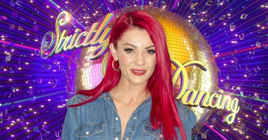 Strictly Come Dancing's Dianne