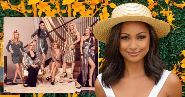 The Real Housewives Of New York City - Eboni K. Williams is first Black cast member