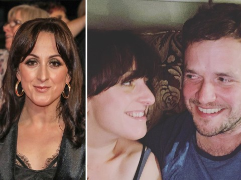 Natalie Cassidy shares rare pic with fiancé and EastEnders cameraman Marc Humphreys