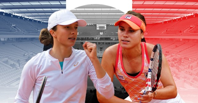 Iga Swiatek and Sofia Kenin will meet in the French Open final on Saturday