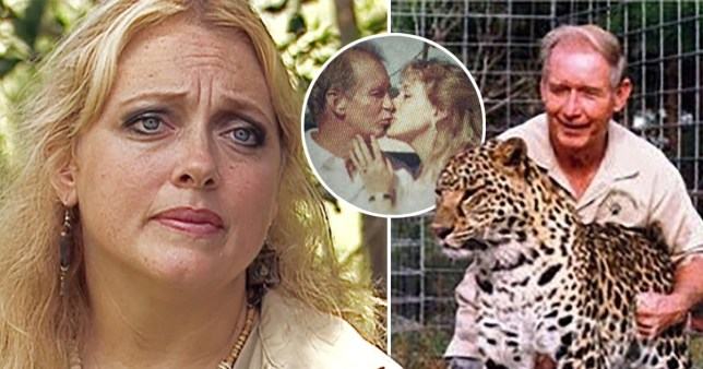 Carole Baskin is seen talking about her missing husband in unearthed footage