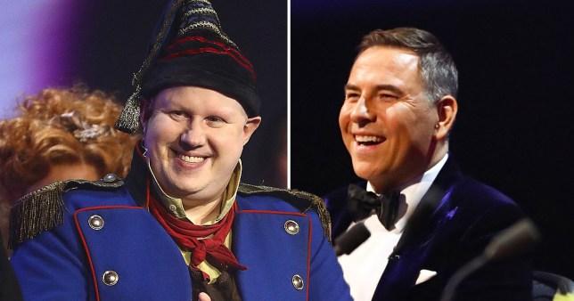 BGT fans delighted at \'Little Britain reunion\' as Matt Lucas performs to David Walliams
