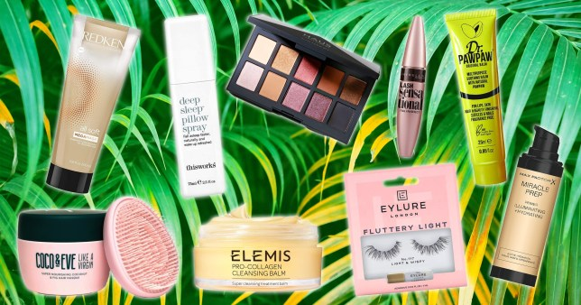 Amazon prime day beauty products