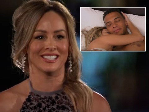 The Bachelorette's Clare Crawley meets 'husband' Dale Moss in dramatic season 1 teaser