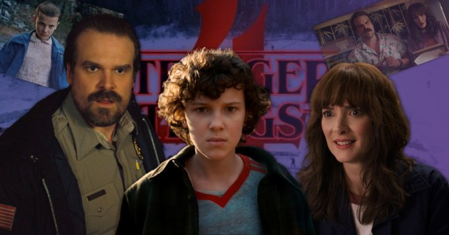 Everything you need to know about Stranger Things season 4