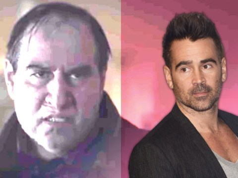 Quiz: Guess the movie star behind these unrecognisable transformations like Colin Farrell in Batman