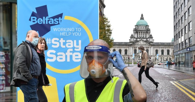 Northern Ireland will go into a 'circuit breaker' lockdown