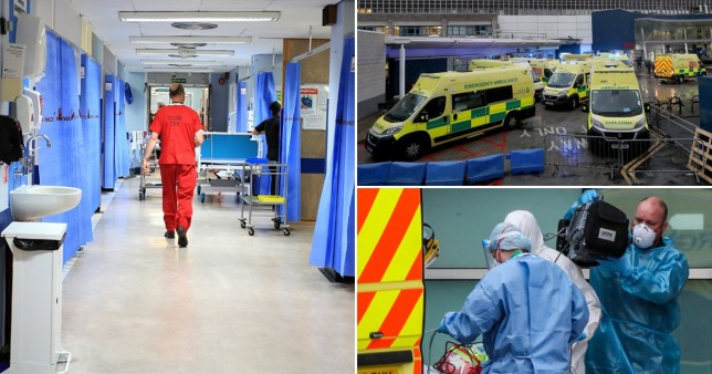 Hospitals in Liverpool face a 'dire' situation