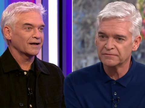 Phillip Schofield had 'secret meeting' with Holly Willoughby in London bar before coming out on This Morning
