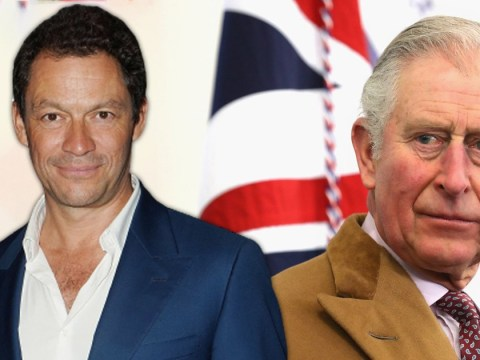 Dominic West 'lined up to play Prince Charles during Camilla Parker Bowles affair years' in The Crown