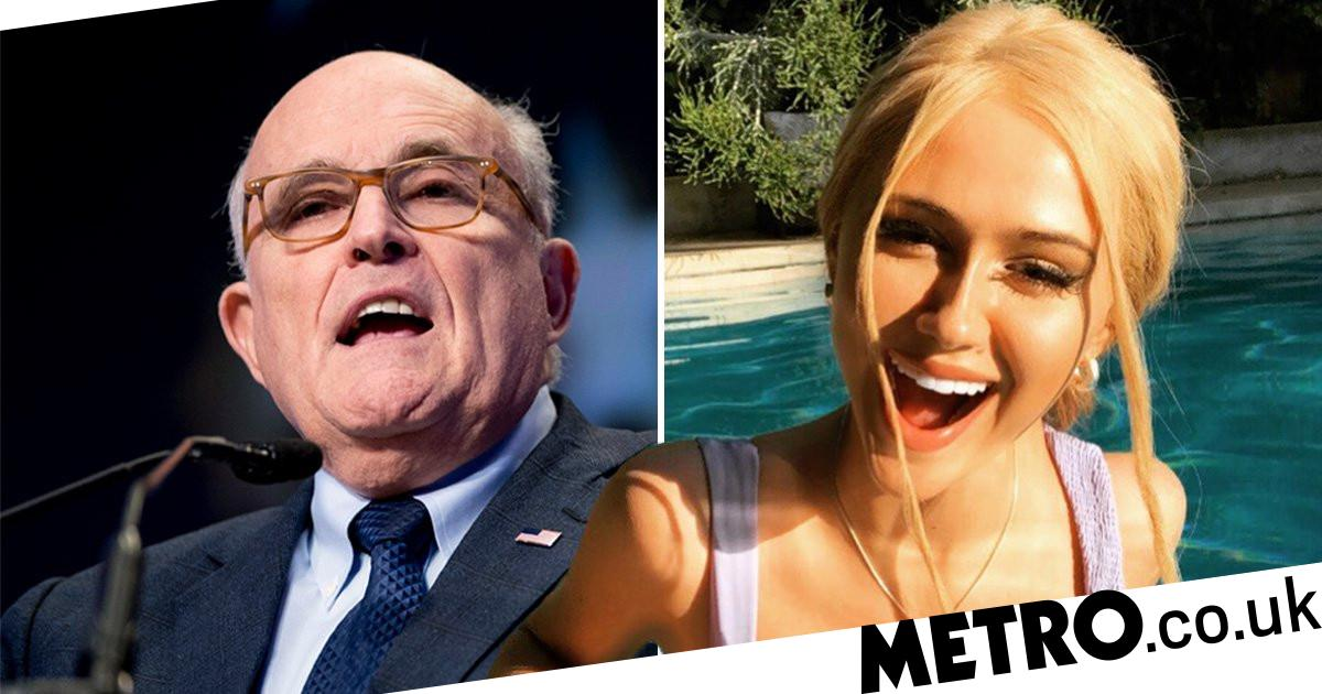 Who is Rudy Giuliani and which actress plays Borat's daughter? - metro