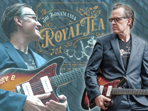 Joe Bonamassa on his 'ridiculous' chart-topping success and his stellar career at the age of 43: 'I've only managed it by being completely narcissistic '