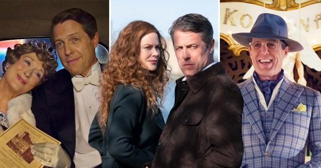 Hugh Grant in Paddington 2, The undoing and Florence Foster Jenkins
