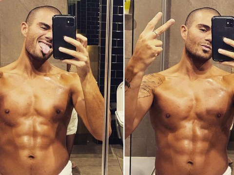 Strictly Come Dancing's Ranvir Singh thirsts over Max George's shirtless rehearsal picture
