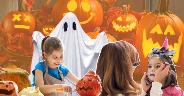 Halloween comp