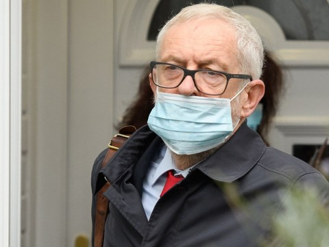 Jeremy Corbyn suspended from Labour party over antisemitism report