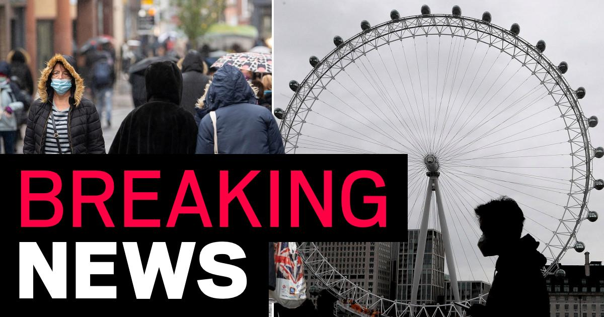 Boris Johnson 'preparing to impose national lockdown restrictions from next week'