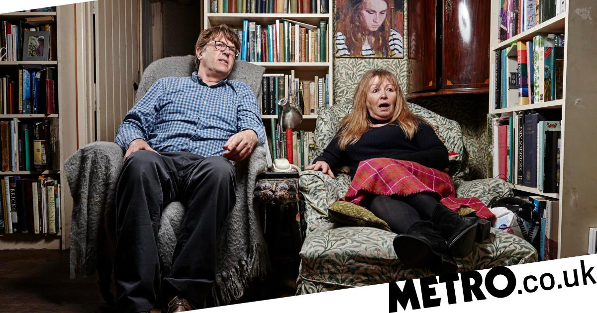 Gogglebox: Do Giles and Mary know Boris Johnson?