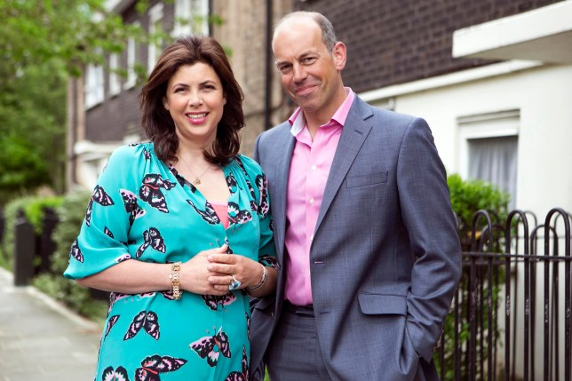 Location, Location, Location - Presenters: Kirstie Allsopp and Phil Spencer
