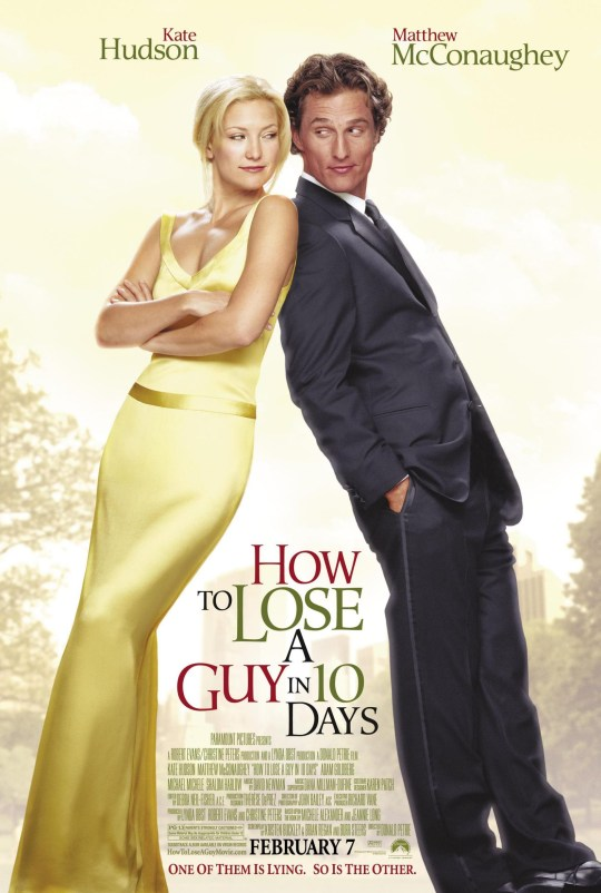 How To Lose A Guy In 10 Days poster