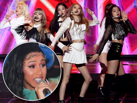 Cardi B says it was 'really hard' to keep lyrics clean on BLACKPINK collaboration