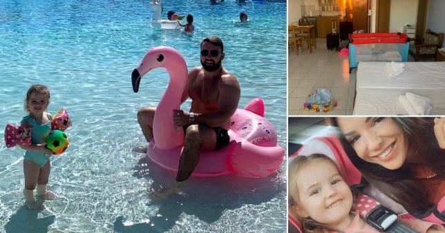 Les vacances TUI de la famille se transforment en `` enfer '' après avoir été enfermées dans le `` Covid Hotel '' Liverpool Echo
