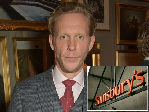 Why does Laurence Fox want people to boycott Sainsbury's?