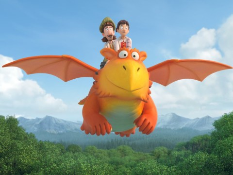 Zog is back as BBC reveals first look at Christmas animation