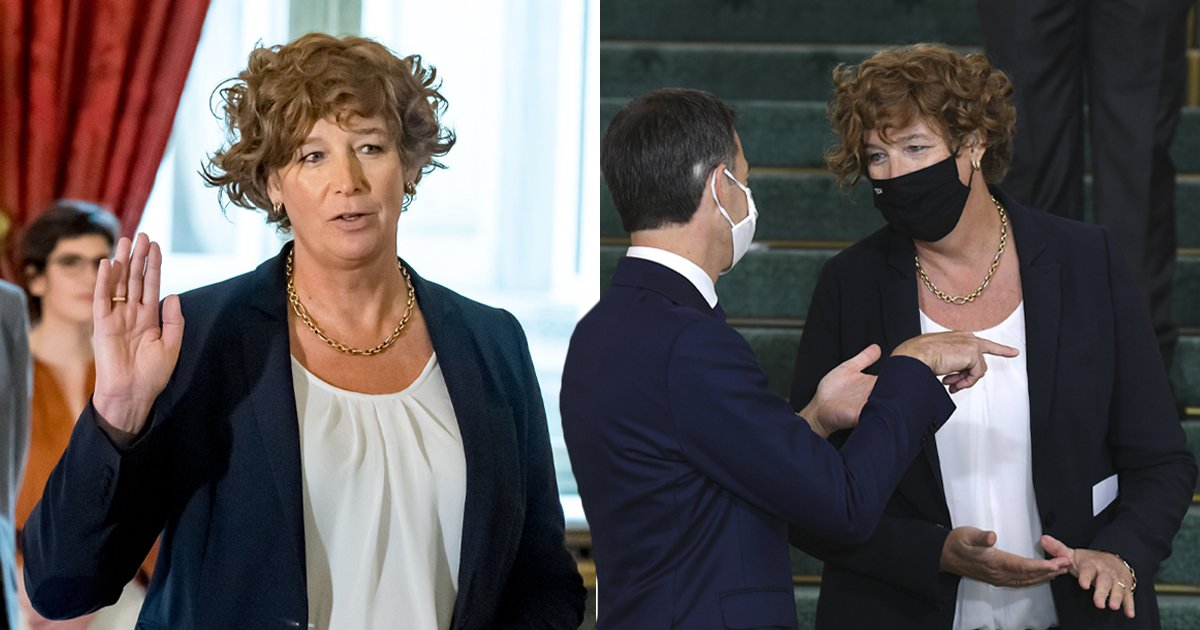 Petra De Sutter Belgium Deputy PM Is Europe s Most Senior Trans Politician Metro News