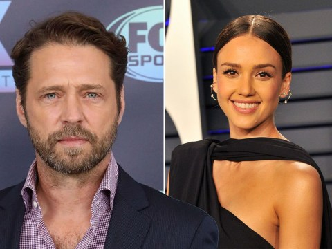 Jason Priestley reacts to Jessica Alba's Beverly Hills, 90210 'no eye contact' claim: 'I never would have made her feel that way'