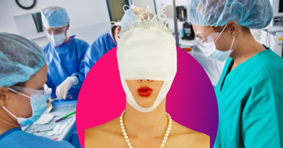 Secrets of a celebrity cosmetic surgery practice