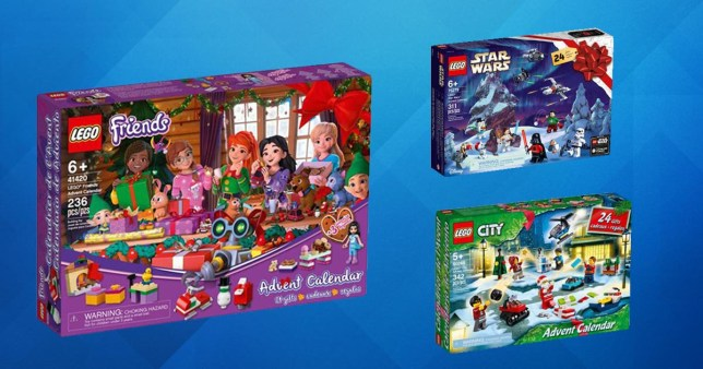 2020 Lego advent calendars