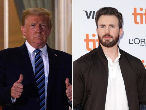 Avengers Chris Evans trolls Donald Trump over Covid message to seniors: 'His brain is a scribble'