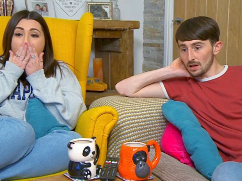 Is normal Gogglebox back on tonight and at what time?
