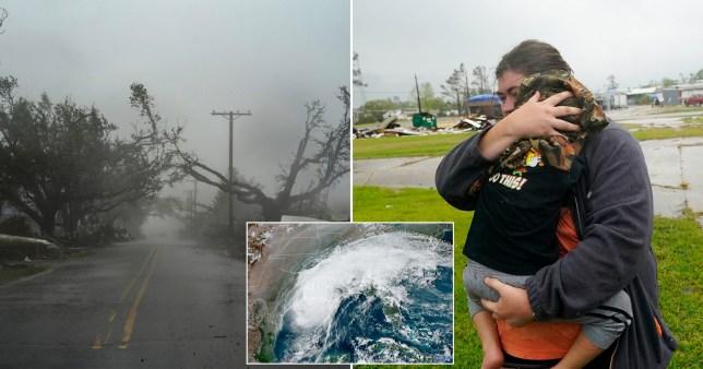 Battered Louisiana coast braces for Hurricane Delta