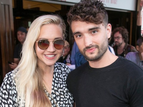 Tom Parker's wife almost 'forgotten' about pregnancy after his brain tumour diagnosis: 'You don't know how to feel'